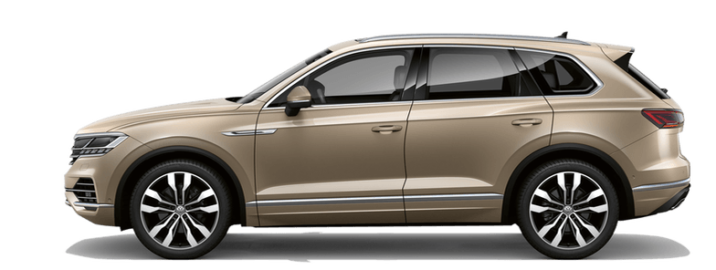 Volkswagen Nový Touareg